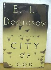City of God by E.L. Doctorow 2000 HB/DJ *Signed First Edition*