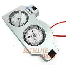 Steren Inclinometer/Compass Satellite Angle Finder Tandem Site Survey Tool
