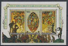 Guinea Guinée 1967 ** Bl.26 Gemälde Paintings Zanetti UNO New York [sq5042]