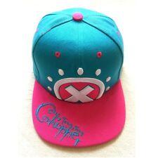 Anime One Piece TonyTony Chopper Embroidery Mark Baseball HipHop Hat Cosplay Cap