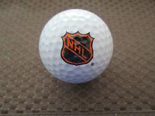 LOGO GOLF BALL-NHL...NATIONAL HOCKEY LEAGUE......