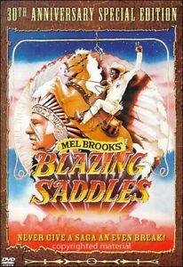 Blazing Saddles (30th Anniversary Special Edition) DVD, Griffin Drew, Doug Jeffe