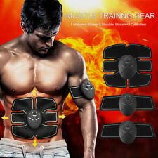 Abs Smart Stimulator Training Fitness Gear Muscle Abdominal toning belt Trainer