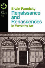 Renaissance and Renascences in Western Art, Good Condition Book, Panofsky, Erwin