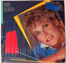 Anne Murray LP Record 33 rpm RCA Camden 1983 Vinyl A Little good News
