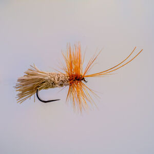 Barbless Goddard Caddis Dry Trout Fly Fishing Flies By Dragonflies