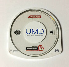 USED PSP Disc Only Winning Eleven 10 Ubiquitous Evolution JAPAN Sony import game