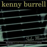 Kenny Burrell - Stolen Moments [New CD]
