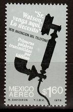Mexiko 1525 **, 100 Jahre Telefon