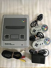 Nintendo Japan Game console SUPER Famicom Famicon SNES Used Good Condition