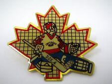 Collectible Pin: Ontario Canada Hockey Goalie DI D2K.4