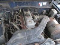 DAIHATSU FOURTRAK 2.8 DL ENGINE & GEARBOX TRANSFER BOX COMPLETE 84K 1984 - 2002