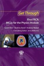 GET THROUGH FIRST FRCR - NEW PAPERBACK BOOK