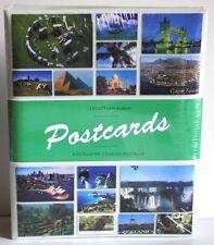 PROMO-Album POSTCARDS pour 200 cartes postales, avec 50 feuilles reliées  347770