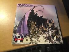 "Nazareth ""Hair Of The Dog"" MINI LP cd 16 tracks SALVOCD035"