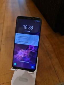 Samsung galaxy S9 live demo unit not for ordenary use