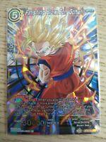 Finishing Blow Son Gohan BT6-082 SR Dragon Ball Super TCG Near Mint
