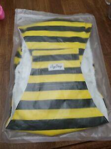 Joy Daog Washable Dog Diaper Wrap for Male Dog Size X- Large