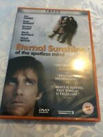 Eternal Sunshine Of The Spotless Mind (DVD, 2004) New & Sealed - Retro Room 1982