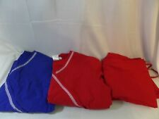 Lot of Scrubs red and blue size small