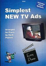 Plus simple de nouvelles pubs TV piano solo
