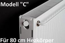 """""""C"""" Handtuchhalter Magnet Halterung für 80 cm Heizkörper Wäschetrockner Heizung"""