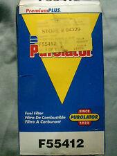 PUROLATOR F55412 Fuel Filter