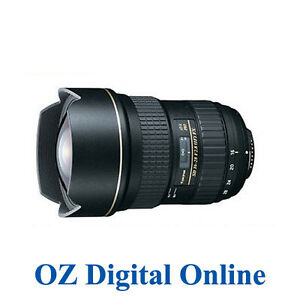 Tokina AT-X 16-28 F2.8 PRO FX 16-28mm f/2.8 for Canon
