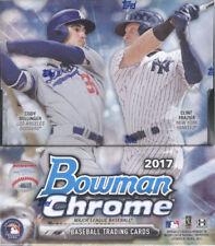 2017 Bowman Chrome Baseball Hobby Box - Factory Sealed!  HOT!
