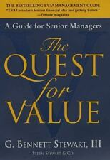 The Quest for Value: A Guide for Senior Managers, G. Bennett Stewart, Good Book