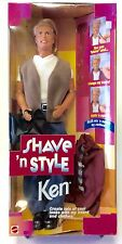 Shave N' Style KEN 1999 Mattel