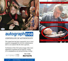 GUILLERMO DEL TORO signed 8X10 PHOTO Exact Proof DIRECTOR Scary Stories ACOA COA