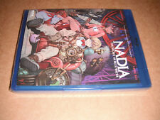 Nadia: The Secret of Blue Water - Complete Collection (Blu-ray Disc, 2014, 5-Dis