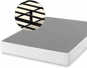 ZINUS 9 Inch Smart Metal Box Spring / Mattress Foundation / Strong Metal Frame /