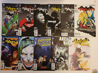 Batman Endgame #35-40+ All Tie Ins Full Complete Set VF/NM 1st Print DC New 52