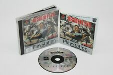 --- Resident Evil - Der Horror Klassiker - Playstation 1 / PS1 / PSX / PS2 ---