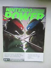 Nintendo Power Magazine 237 January 2009 Teenage Mutant Ninja Turtles - Pokemon