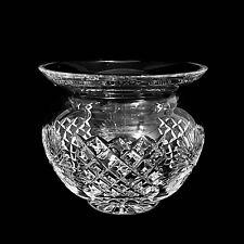 "New listing Stunning Vintage WATERFORD Crystal IRELAND 4"" Votive Holder or Small Bowl / Vase"