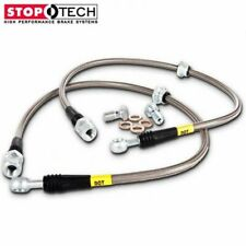 STAINLESS STEEL FRONT BRAKE LINES FOR 97-03 / 05-08 FORD F-150 RWD - STOPTECH