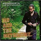 Blabbermouth-Me and the Metronome CD   New