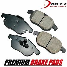 BRAKE PADS Complete Set Front  MD972 Disc Brake Pad - Semi-Metallic Pad, Front