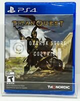 Titan Quest - PS4 - Brand New | Factory Sealed