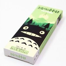 Anime My Neighbor Totoro Bookmarks Set/Pack 32 Pieces