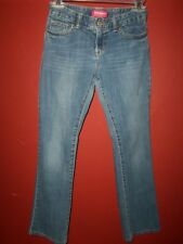 OLD NAVY Girls sz 12 Boot-Cut/Semi-Evase Jeans in EUC