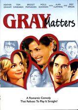GRAY MATTERS (DVD, 2007) Heather Graham-Molly Shannon-Tom Cavanagh-Sissy Spacek