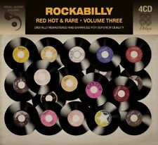 ROCKABILLY 3  4 CD NEUF