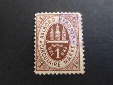 1 Danish & Faroese Stamps