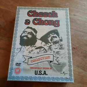 Cheech And Chong Collection - Organically Grown In USA (Box Set)