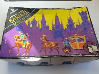 Soviet toy constructor carriage  ,,Kariete'' Straume