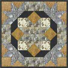 PHANTOM STAR Quilt Top - Not Quilted, Machine Pieced, Made in USA